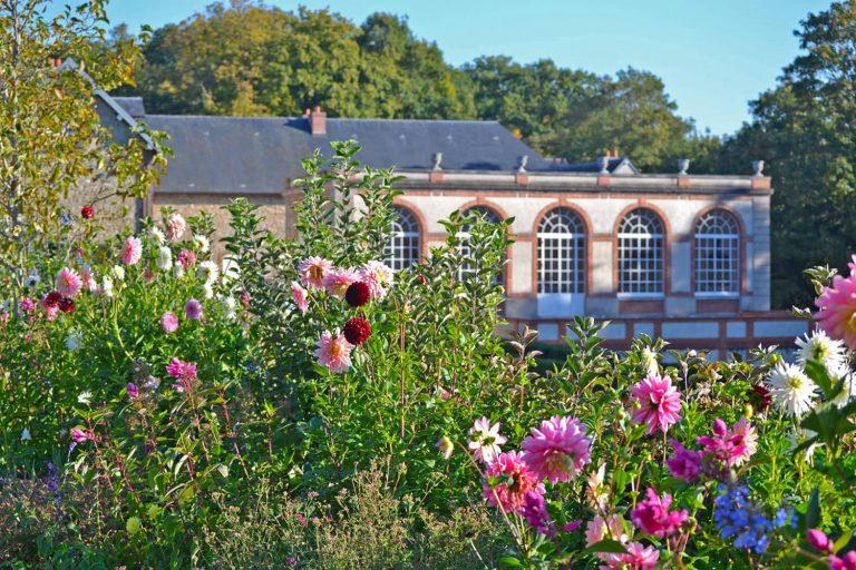 Orangerie et Jardin des Princes