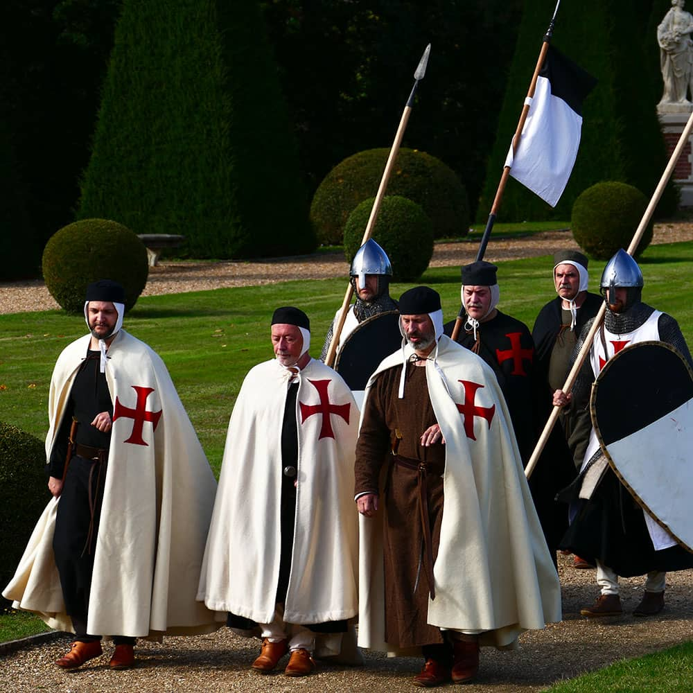 MULTI-EPOCH DAYS, HISTORICAL RE-ENACTMENTS OF SEVERAL MILITARY PERIODS