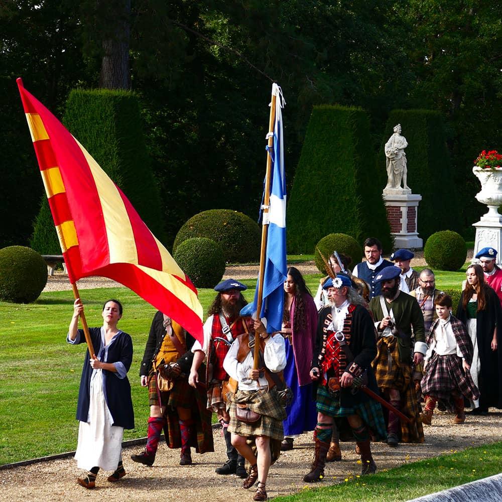 Journée Multi-époques du château de Breteuil