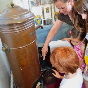 Enfants : visite guidée au château de Breteuil