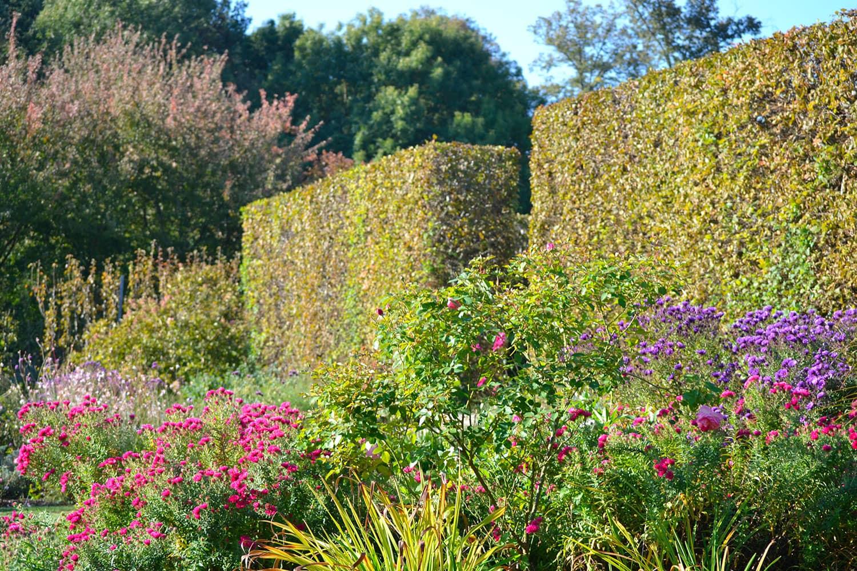 Le jardin des Princes de Breteuil